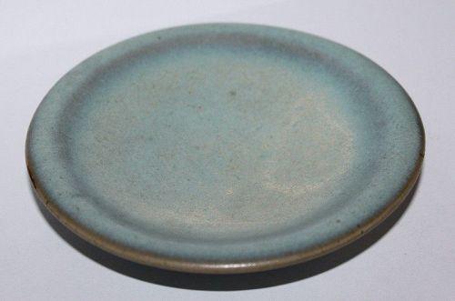 A small Jun saucer.