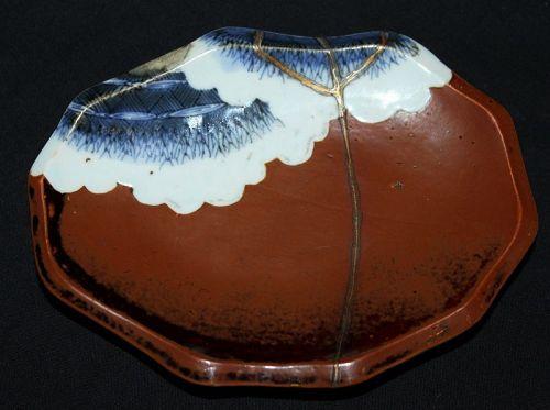 A Matsugatani style dish.