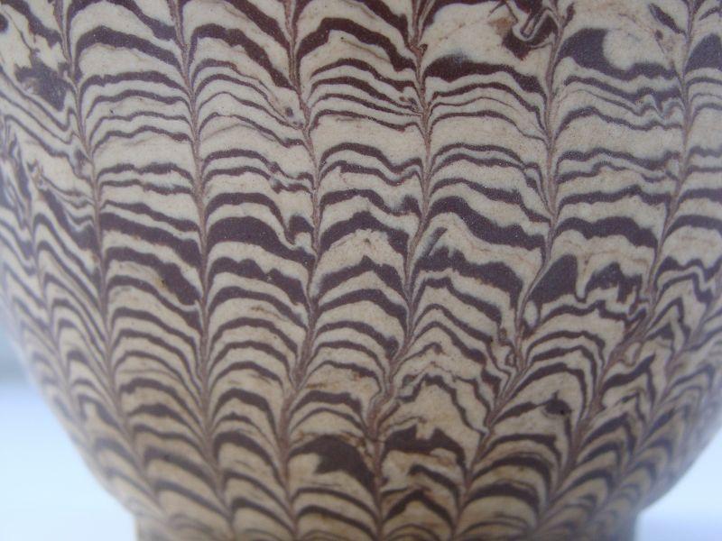 Jiaotai Marbled Jar