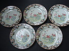 Famille Rose Plates