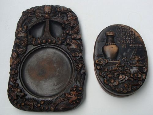 Chinese Ink Stones (2)