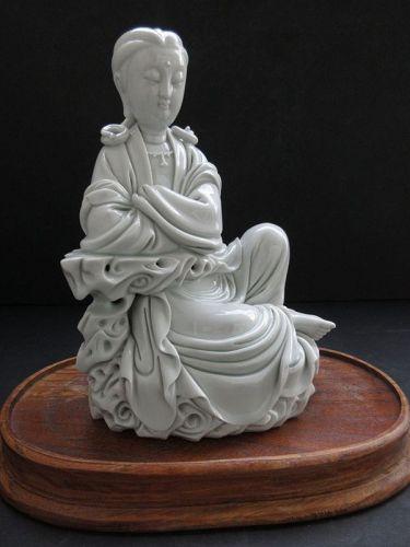 Chinese Dehua Blanc de Chine