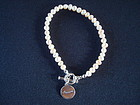 AVON AMOUR LOVE SEA PEARL BRACELET