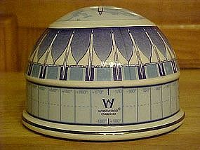 BRITISH AIRWAYS CONCORDE PAPERWEIGHT BY WEDGWOOD