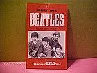 BEATLES SHIRT INSERT W/ WALLET PHOTO 1964