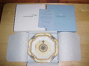 BRITISH AIRWAYS CONCORDE PIN TRAY BY WEDGWOOD