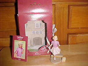 HALLMARK KEEPSAKE ORNAMENT KIT AN AMERICAN GIRL