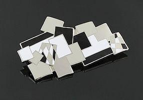 Beppe Caturegli Acme Studio Post Modernist Brooch