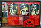 Lucio Ranucci ---- Italian Modernist Figural Painting