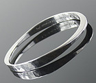 Tone Vigeland Modernist Sterling Bracelet Norway 1950