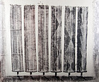 Harry Bertoia Modernist Monotype - 1950's