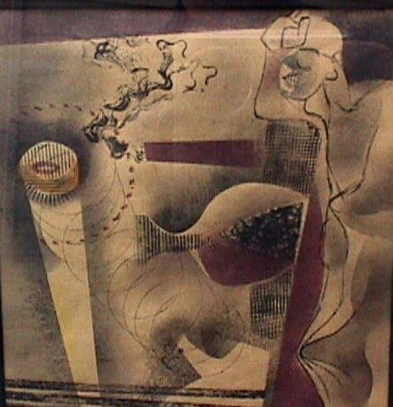 John Daniel Hagenhofer  Deco Modernist Illustration