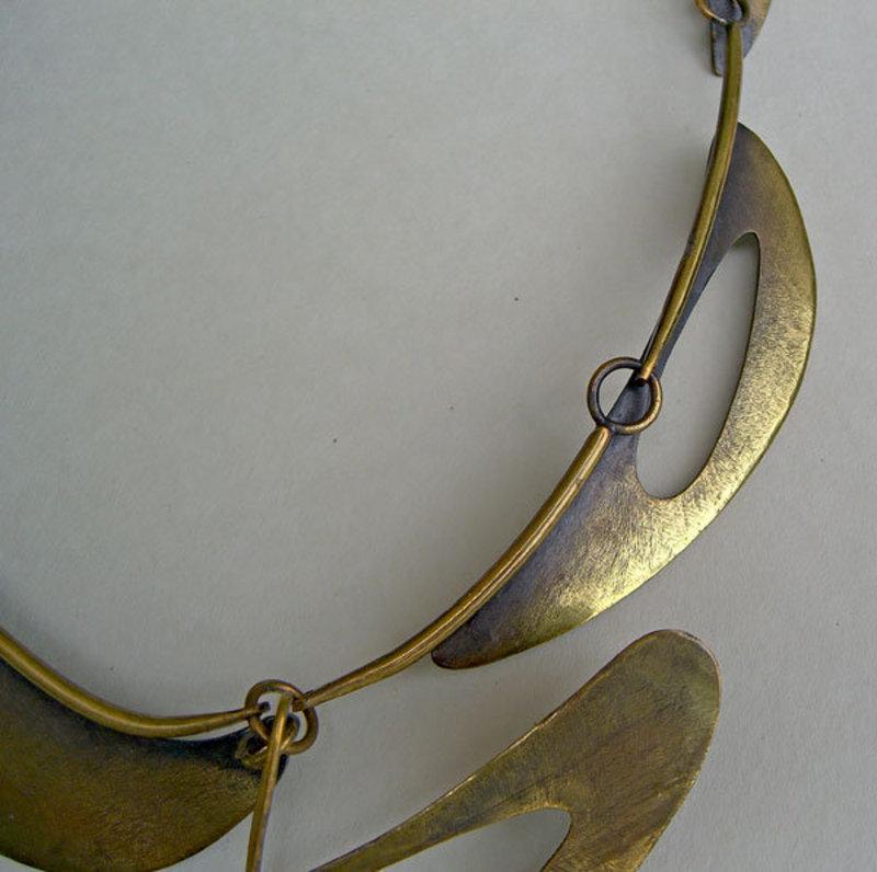 Art Smith Necklace - Modernist Jewelry