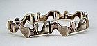 Lapponia Sterling Modernist Bracelet - Finland
