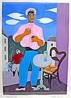 Jean Hugo Screen Print - France 20th Century