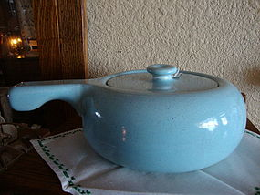 Russel Wright American Modern Covered Casserole
