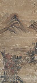 Classical Chinese Antique Painting
