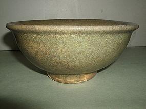 Ming Dynasty Longquan Celadon Bowl