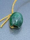 Jade bead