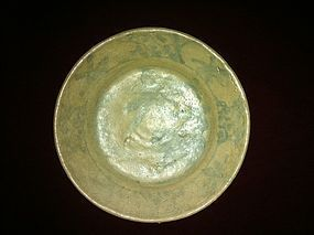 Ming Swatow Blue and white dish