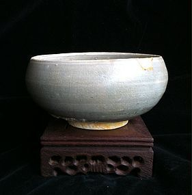 Northern Song era celadon Alms bowl