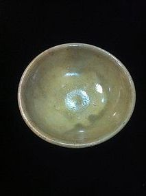 Five Dynasties straw glaze  bowl