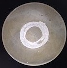 Chinese Five Dynasties Yue big bowl