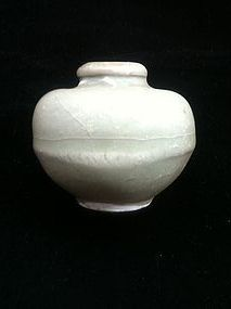 Chinese Song Dynasty longquan  celadon jarlet
