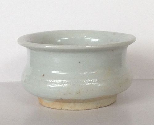 Chinese Dehua White Glaze Censer