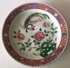 Peranakan Straits  Chinese  Nyonya ware plate