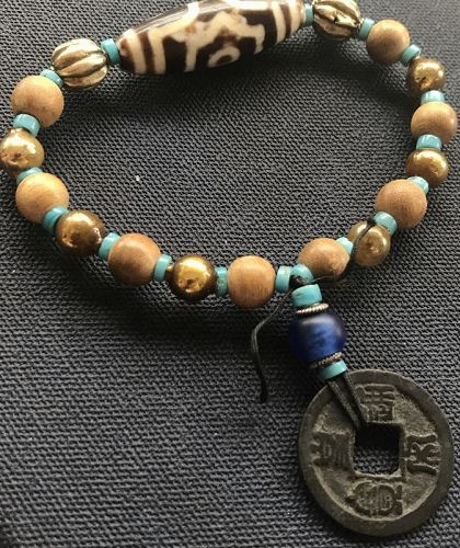 Ancient Style Beaded bracelet