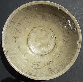 northen Sung Green Glaze Celadon Bowl