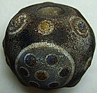 Chinese Warring State Period Eye Bead