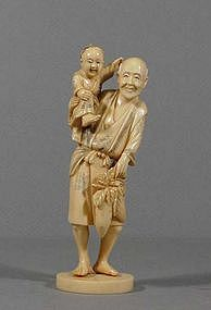 Ivory Farmer and Son