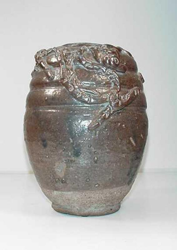S.E.Asian Brown Jar