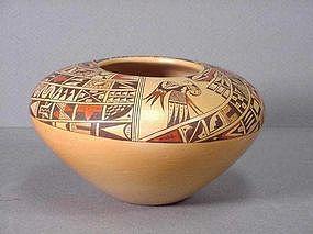 Hopi pot by Rita Andrews