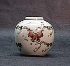 Chinese Porcelain Water Jar