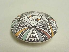 AMERICAN ACOMA MINI SEED POD BY S. LEWIS #1