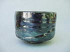 TONY FERGUSON RAKU TEA BOWL (CHAWAN)