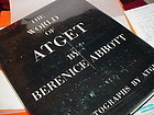 The World of Atget ~ Berenice  Abbott~ 1964