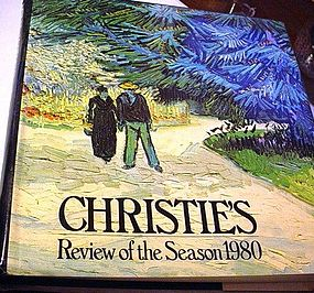 Christie's Review of the Season 1980 ~HC/DJ