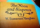 The Moon and Sixpence ~ 1919 HC