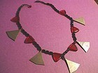 An African Tuareg Pendant Necklace