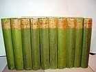 19thC  Ten Volume Limited Edition Set