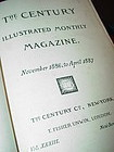 The Century Illustrated Monthly Magazine Vol 33 Nov. 1886-April 1887