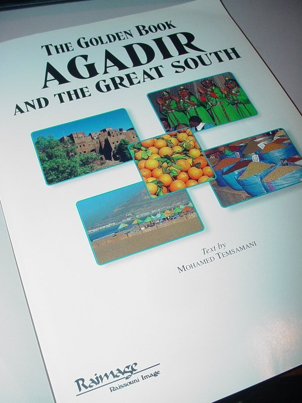 The Golden Book: Agadir and the Great South