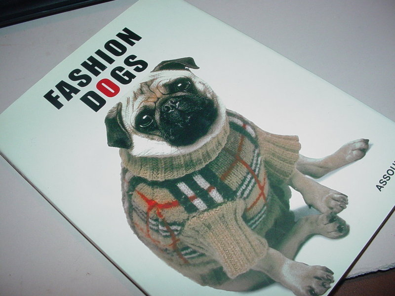 Fashion Dogs by Francois Baudot