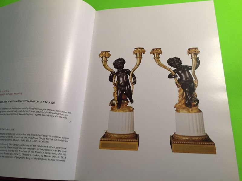 Christie's New York Magnificent French Furniture 2000
