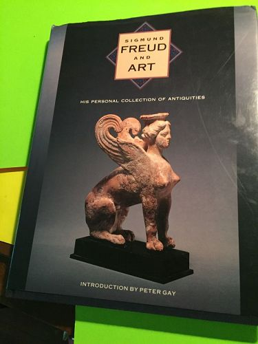 Sigmund Freud and Art ~ His Personal Collection of Antiquities