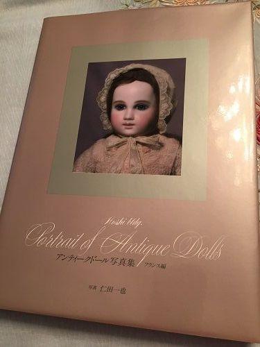 1st Ed  Portrait of Antique Dolls